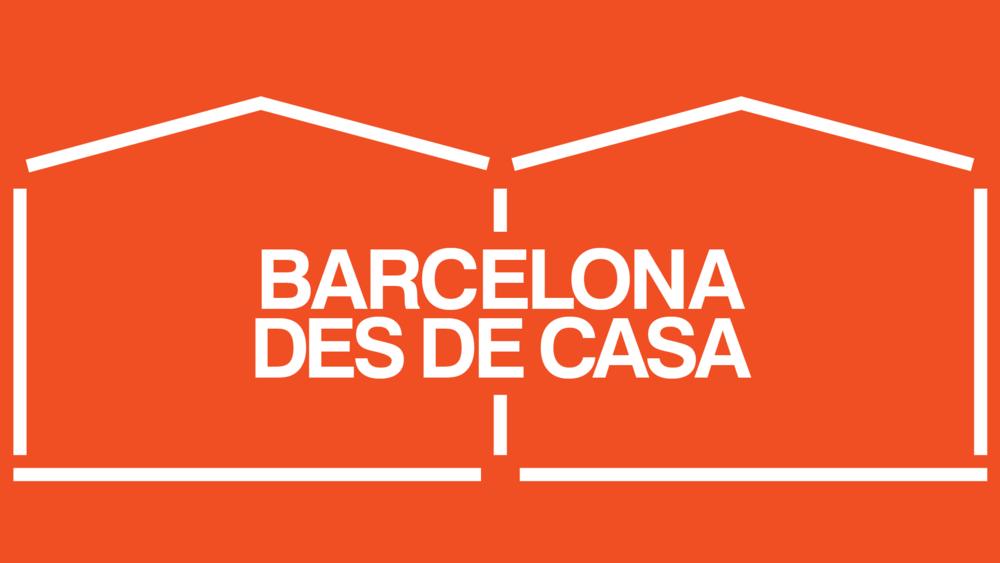 Barcelona des de casa