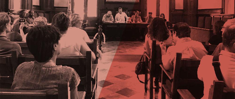 Audiència Pública de Sarrià-Sant Gervasi