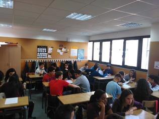Escola Sant Ramón Nonat: Una Barcelona més humana i en transició ecològica (3r ESO A)