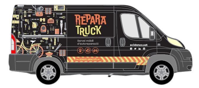 Reparatruck: Servei mòbil d'autoreparació