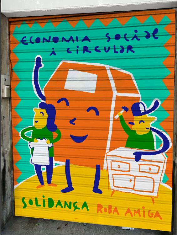 Botiga Solidança de Sant Antoni