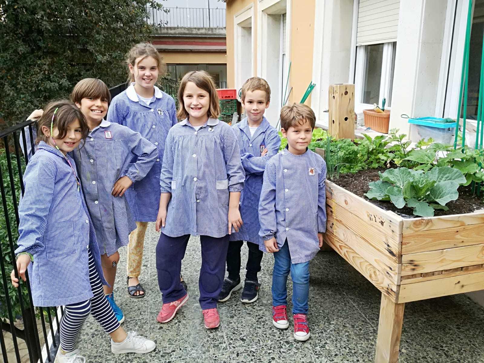Ecoguardians! Apoderar l'alumnat en la presa de decisions.