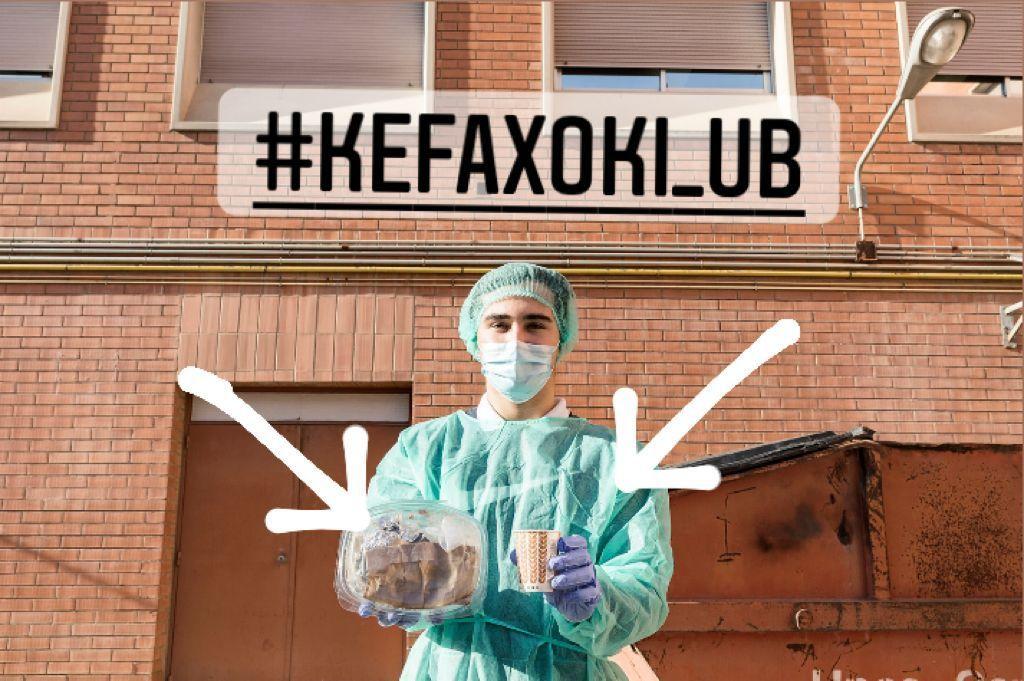 KeFaXoKi_UB, comunicant com prevenir els residus en temps de pandèmia