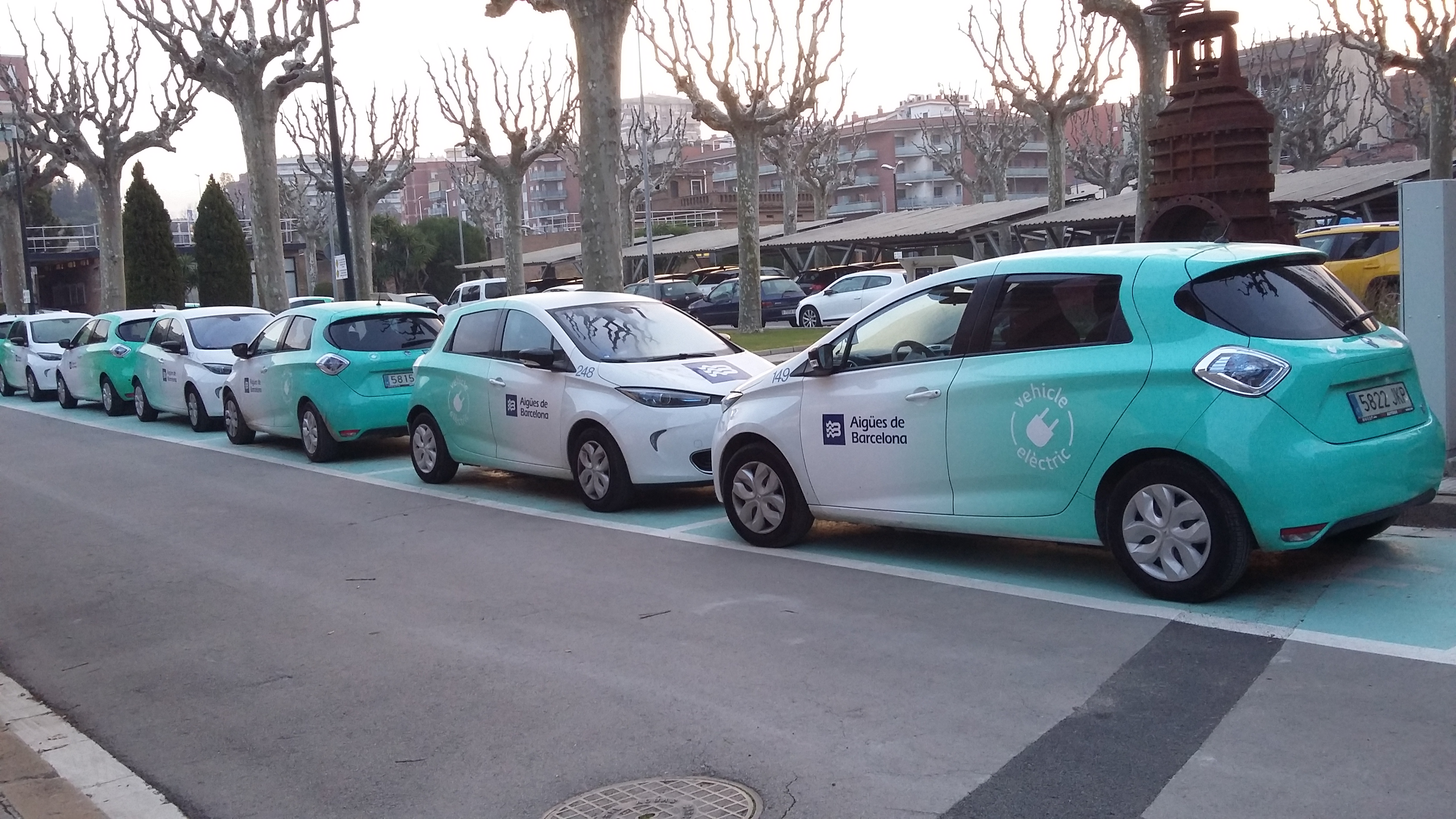 Transició cap a la mobilitat sostenible