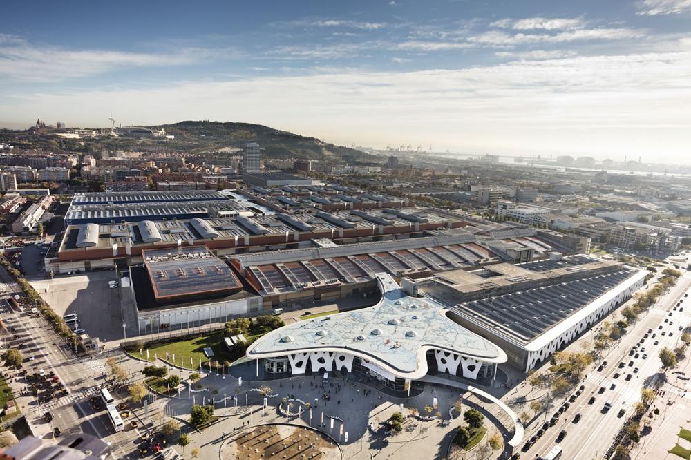 Fira de Barcelona aposta per l'energia d'origen verd.