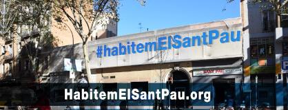 #HabitemElSantPau: projecte pilot d'habitatge públic inclusiu