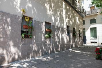 Creem un racó verd al carrer de Santa Elena