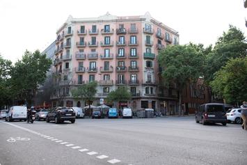 Impulsem cinc ecoxamfrans al carrer d'Aragó