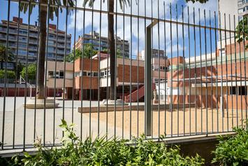 Transformem el pati de l'Escola Duran i Bas en escut climàtic!
