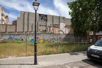 Instal·lem un punt de trobada de bàsquet pel barri de Les Corts