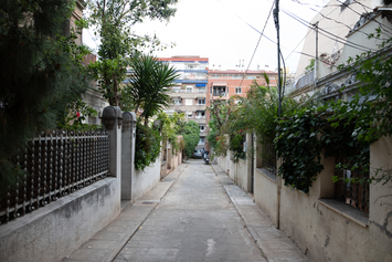 Preservem el passatge de Camil Oliveras i modernitzem el carrer de Balcells