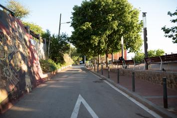 Reformem el carrer de Ceuta, de plaça de Grau Miró a carrer del Santuari