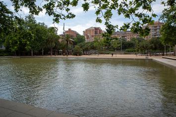 Mejoremos el lago de los jardines del Baix Guinardó