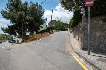 Reurbanitzar el carrer de Samària, entre el de Jericó i el de Natzaret