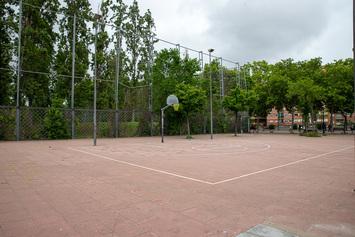 Creem un parc esportiu inclusiu a Can Dragó