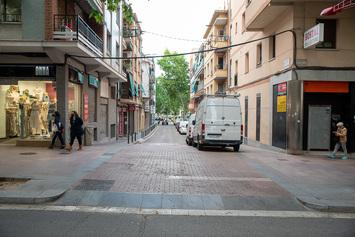Pacifiquem el carrer de Manuel Sancho