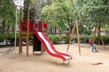 Construyamos el primer parque inclusivo de Barcelona en los jardines de Massana