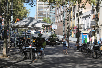 Renovemos el pavimento del paseo Fabra i Puig