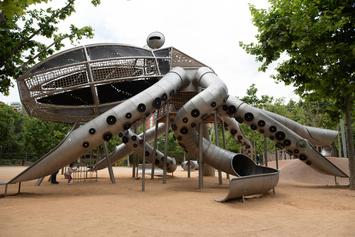 Mejoremos el parque de La Pegaso