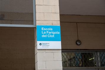 Convertim el pati de l'Escola La Farigola en un pulmó verd del barri