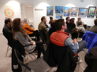 Turisme i barri. Mobilitat, Bus turístic, Mercat, Allotjaments. (sessió 2-Eixample)