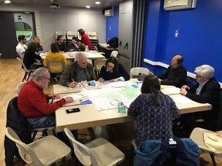 Fotografia de la sessió