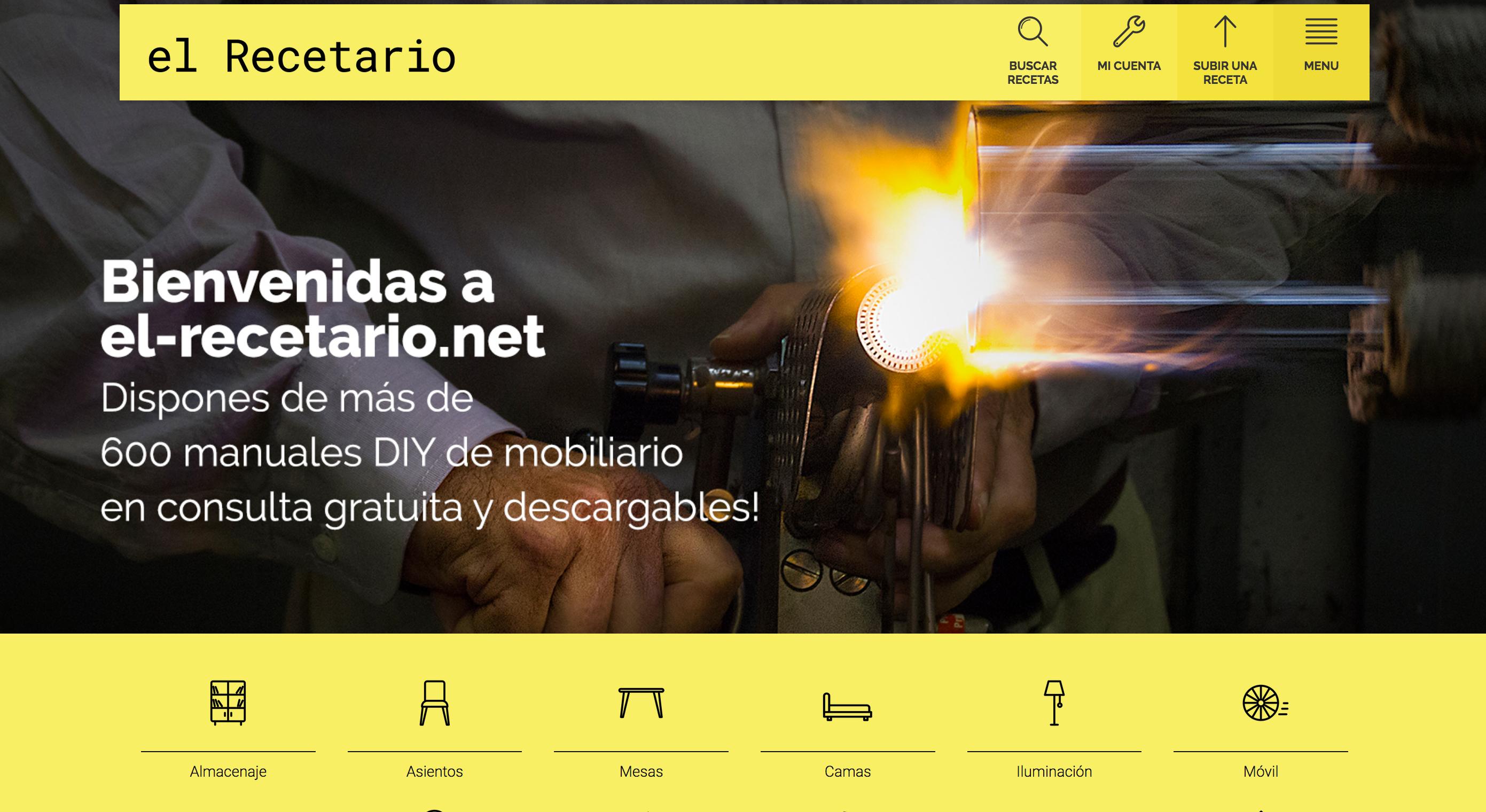 El-Recetario.net