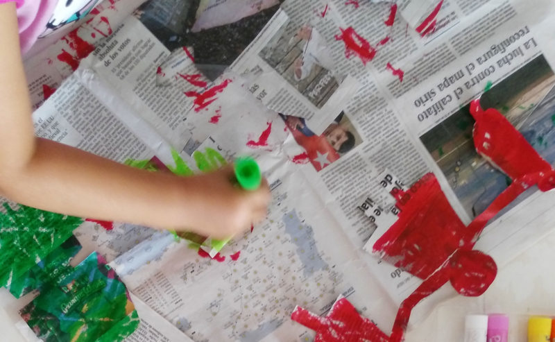 10 idees per jugar amb els infants a casa