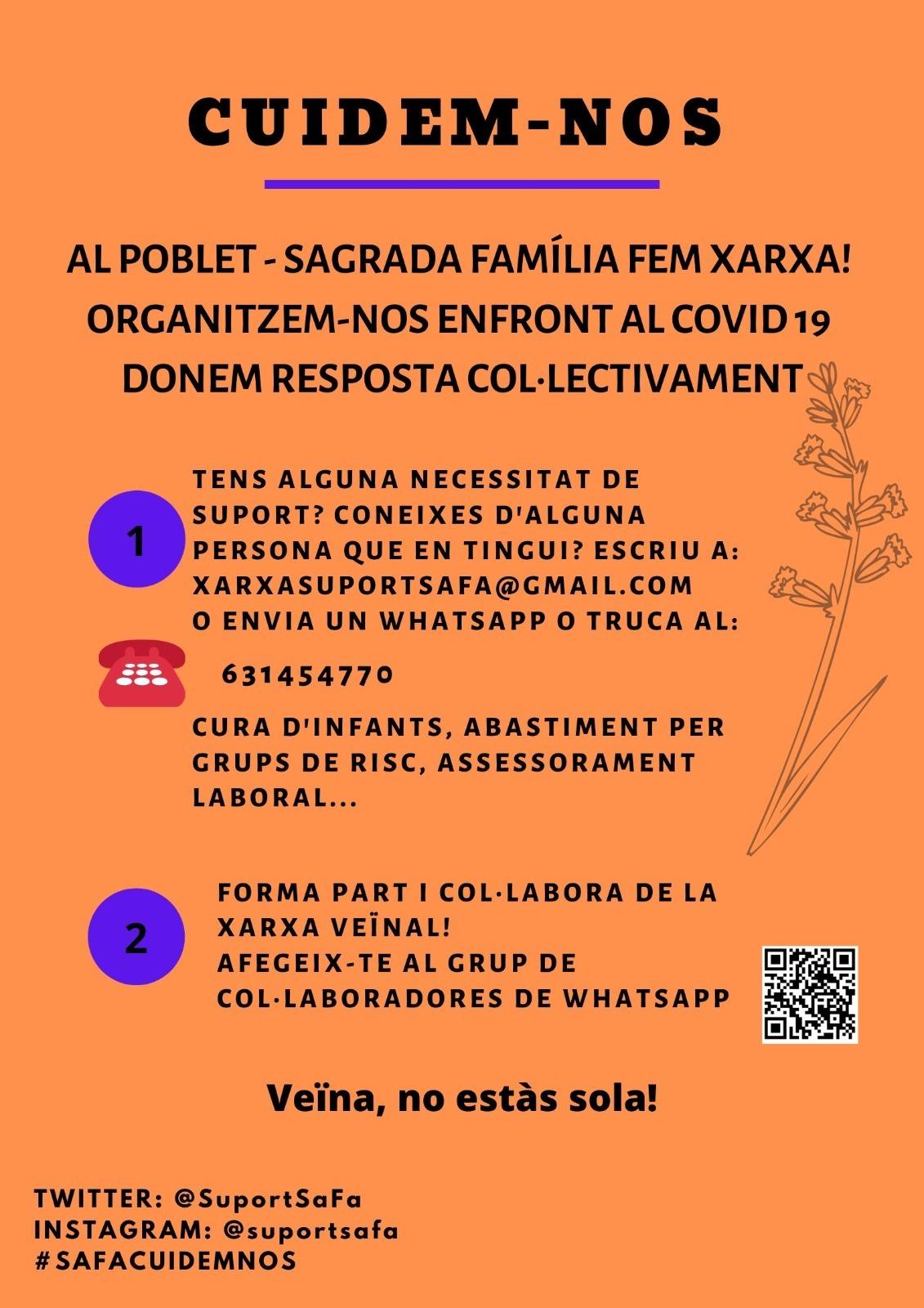 Grup de suport Sagrada Família