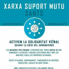 Grup de suport mutu d'Av. Madrid - Pl Centre
