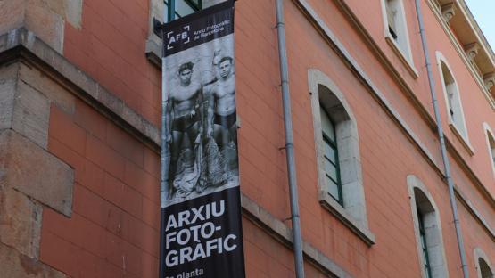 Visita virtual a l'Arxiu Fotogràfic de Barcelona
