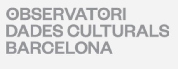 Observatori de Dades Culturals de Barcelona