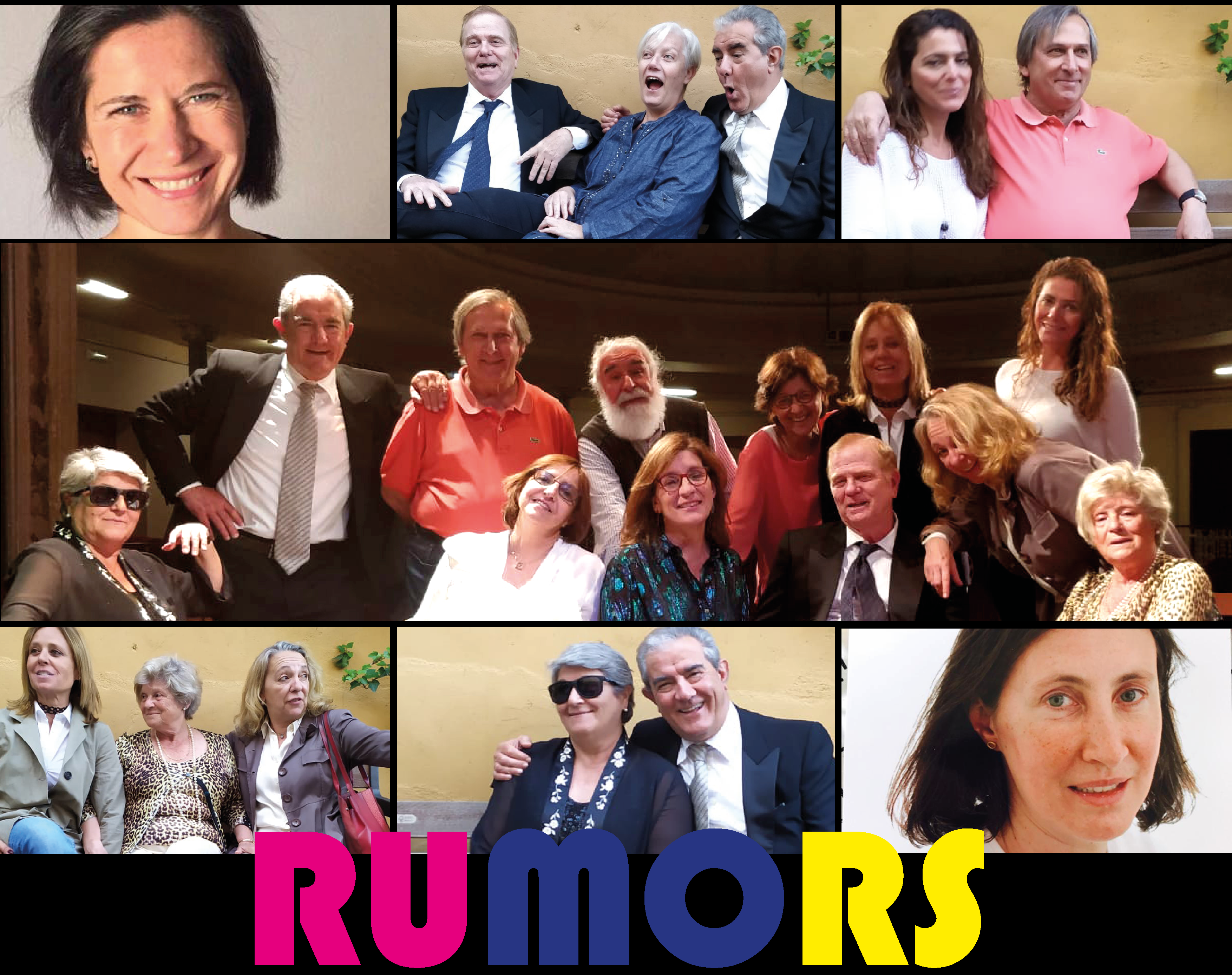 #teatredesdecasa: RUMORS, amb el grup de teatre 'Hi som tots?'/Teatregem