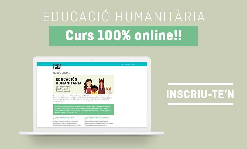 Curs online d'Educació Humanitària