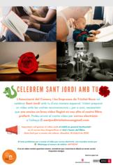 Sant Jordi des de casa