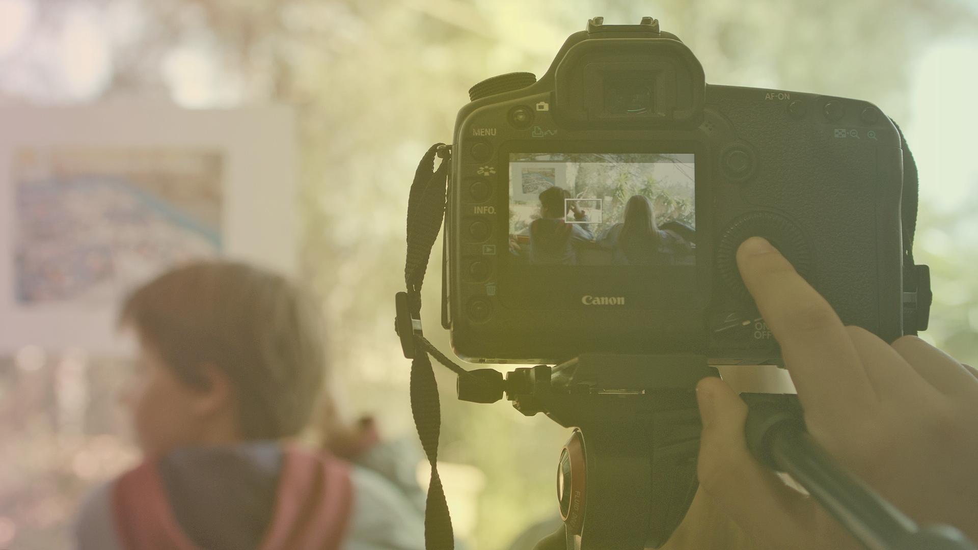 Activitats creatives de cinema i audiovisuals
