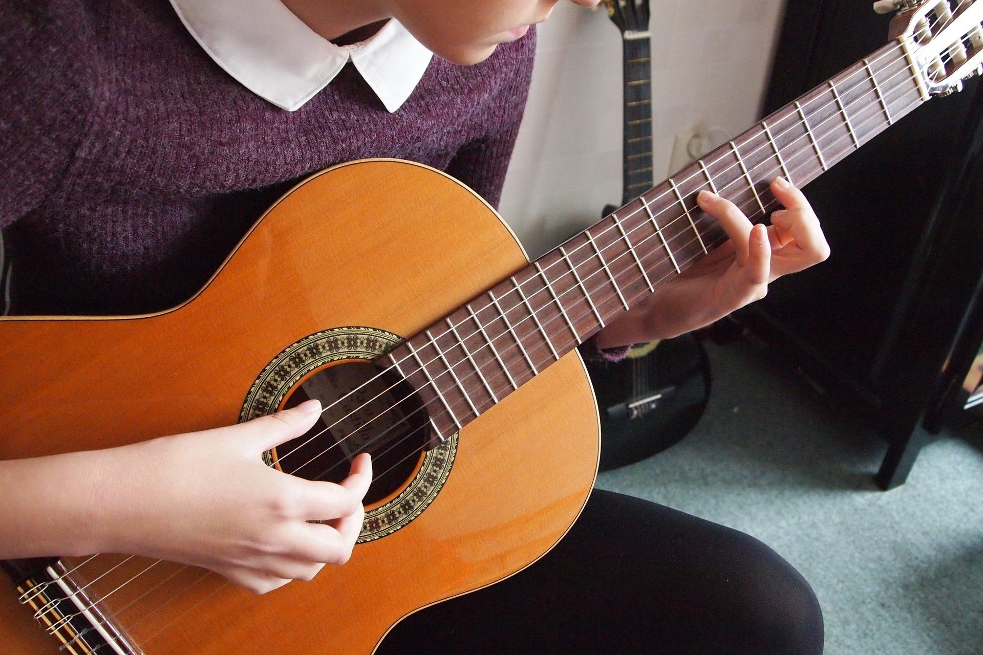 El Park Güell s'omple de guitarres els divendres de juliol