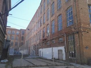 La ciutat moderna i industrial