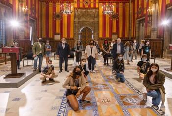 Fotografia de l'acte Audiència Pública
