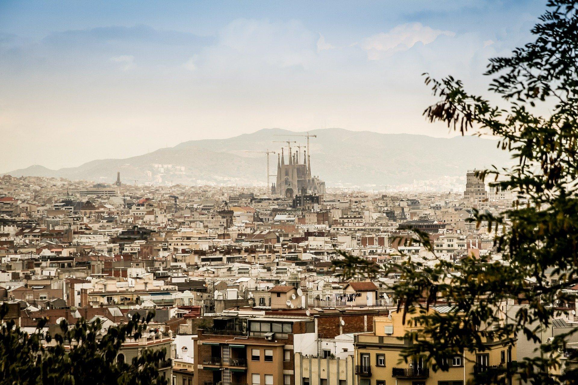 Orígens de la ciutat de Barcelona