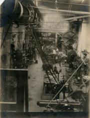 Taller Vallmitjana al voltant de 1900
