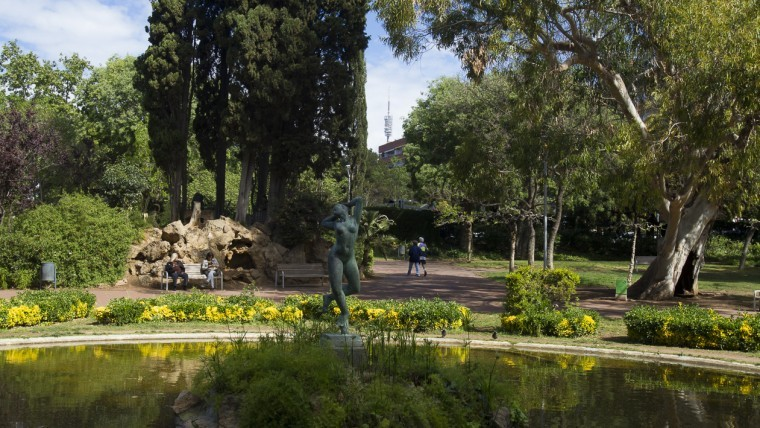 Un parque de verdad para Pou de la Figuera