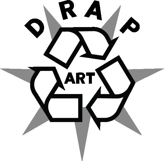 Concurs Drap-Art Upcycling per a dissenyadores i artistes, en col·laboració amb l'Associació D'Amics i Comerciants de Plaça Reial.