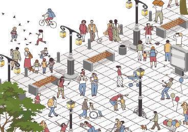 Reforma de la Plaça de Sant Bernat Calbó