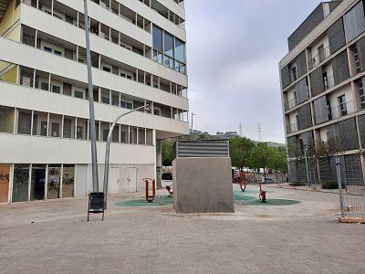 Millora de l'espai públic de la zona nord del barri de la Prosperitat